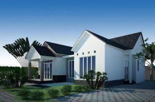 Mẫu nhà vườn hiện đại kết hợp với truyền thống 100m2
