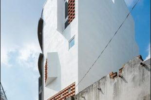 Nhà phố đẹp 3 tầng 43m2 thiết kế thông minh 1
