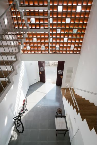 Nhà phố đẹp 3 tầng 43m2 thiết kế thông minh 3