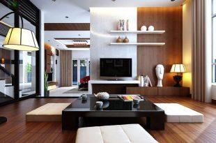 Mẫu nhà đẹp 1 tầng 1 tum 40m2 hiện đại-3