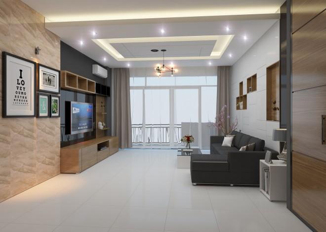 Thiết kế nhà đẹp 5 tầng DT 72m2 hiện đại cá tính-12