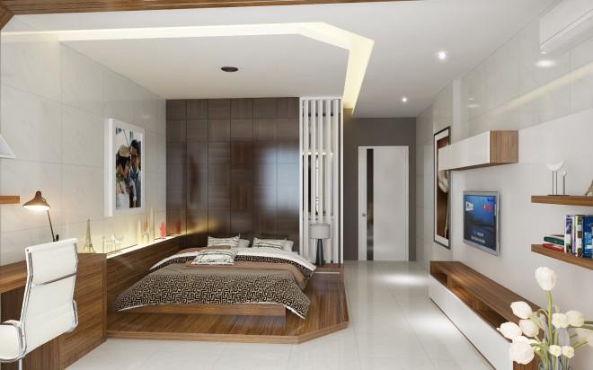 Thiết kế nhà đẹp 5 tầng DT 72m2 hiện đại cá tính-9