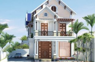 Mẫu nhà đẹp diện tích 185m2 chi phí 450 triệu-3