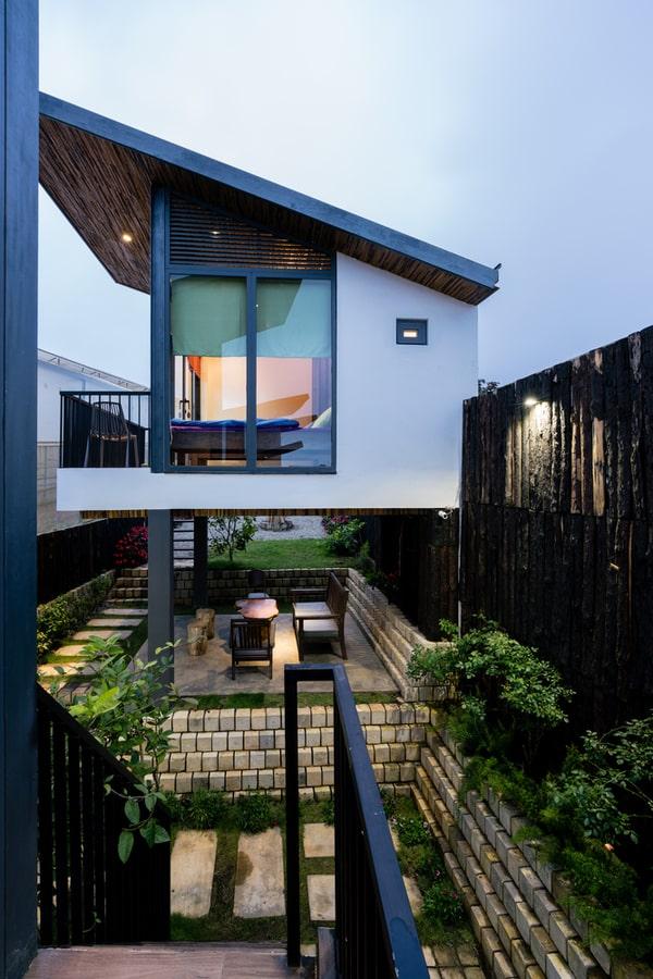 Mẫu thiết kế nhà phố đẹp đơn giản 10