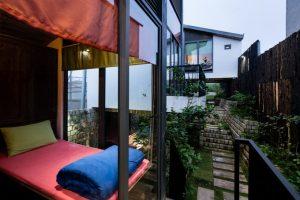 Mẫu thiết kế nhà phố đẹp đơn giản 11