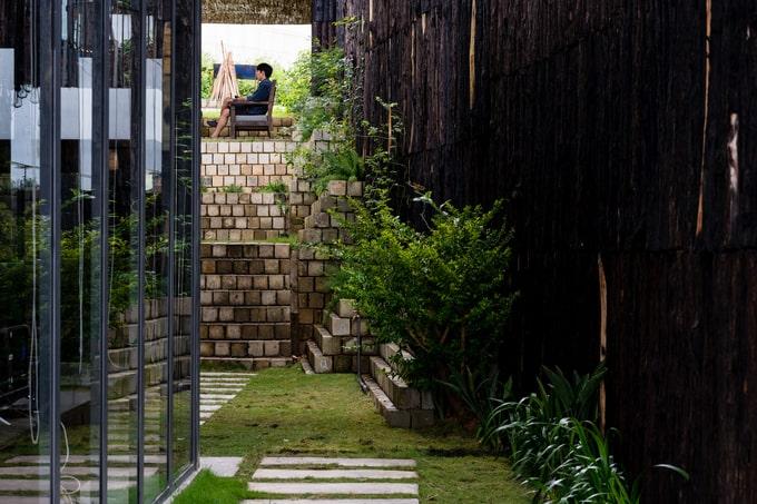 Mẫu thiết kế nhà phố đẹp đơn giản 5