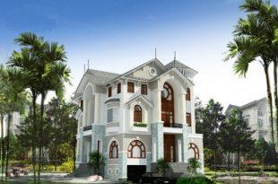 Mẫu thiết kế biệt thự nhà vườn
