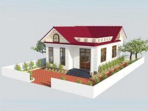 thiết kế mẫu nhà cấp 4