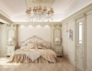 Phòng ngủ - Biệt thự tân cổ điển châu Âu sang trọng
