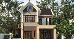 Thiết kế biệt thự 150m2 tại Vĩnh Phúc