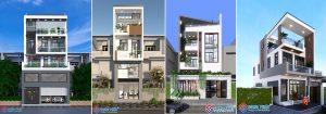Đơn giá xây dựng nhà phố hiện nay ở nước ta năm 2020 là bao nhiêu?