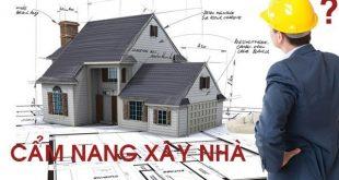 Cẩm nang xây nhà cấp 4