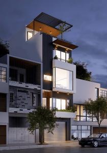 đơn giá xây dựng nhà phố