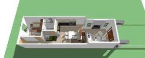 Dự toán chi phí đầu tư để có mẫu thiết kế nhà hoàn thành đúng tiến độ