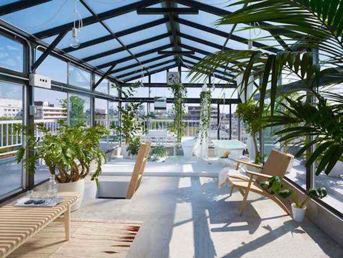 22 Mẫu thiết kế sân thượng nhà phố tuyệt vời nhất 2021 - Mẫu sân thượng 19